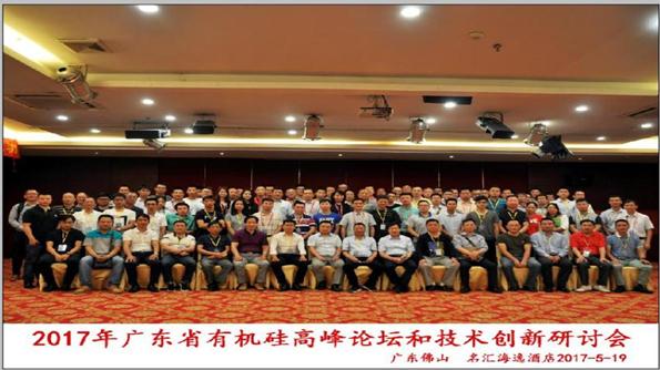 【会议】中国有机硅产业发展高峰论坛与技术应用创新研讨会