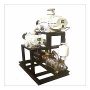 二级水环罗茨增压泵组