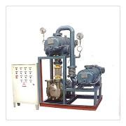 单级水环罗茨增压泵组