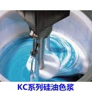 KC系列硅油色浆